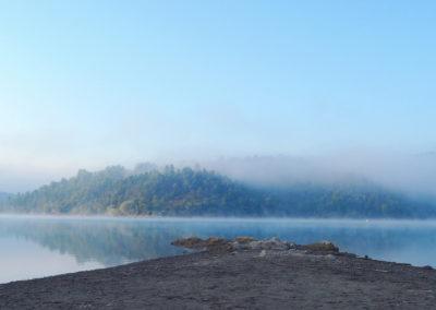 CourtinCom-photographie-Lac de sainte croix dans la brume