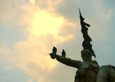 CourtinCom-photographie statue à Florence