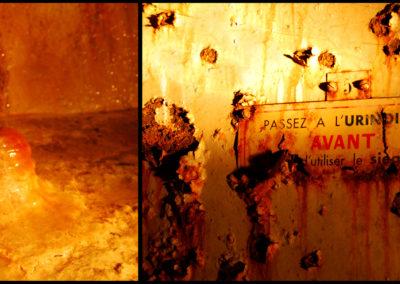 Courtincom - photographie oeuf sur le plat calcaire et affiche humide